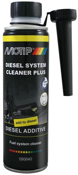 Motip Diesel System Cleaner Plus