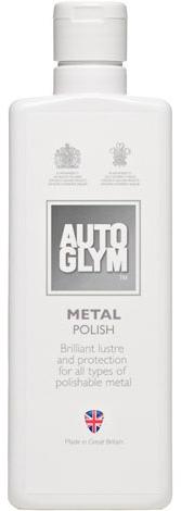 Flaske metal polish