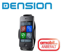 Dension Car Dock for iPhone