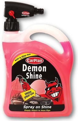 CarPlan Demon Shine
