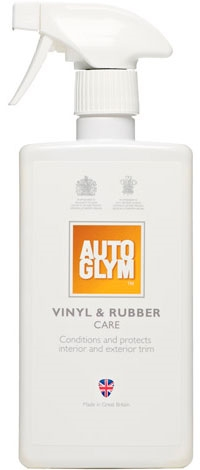 Autoglym Vinyl & Rubber Care