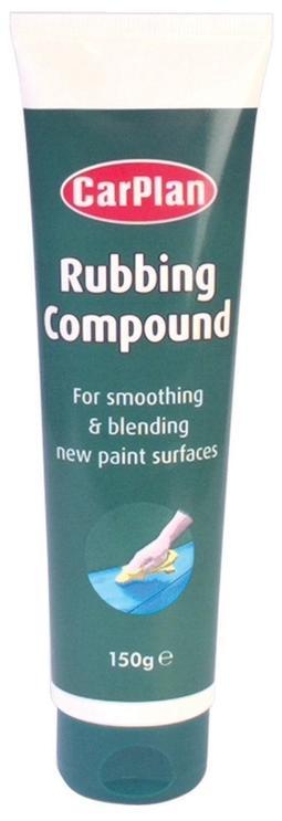 Tube rubbing compound