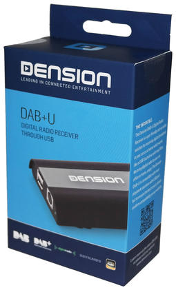 dension dab-adapter