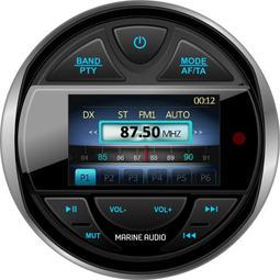 marine audio dab-radio