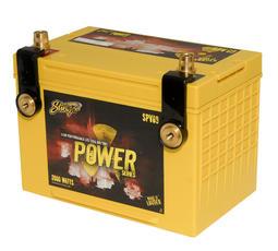 Bilstereobatteri