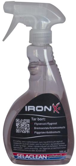 Selaclean Proff Iron X-it