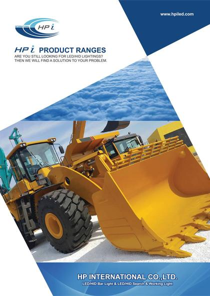 HP-TEC katalogforside