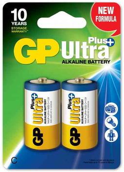 2 C-batterier