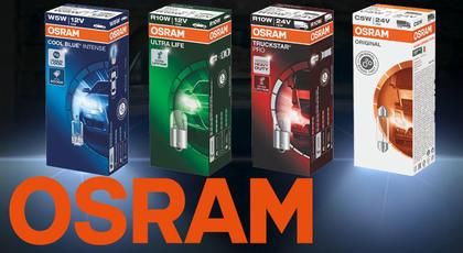OSRAM Lyspærer