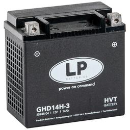 Landport MC-batteri