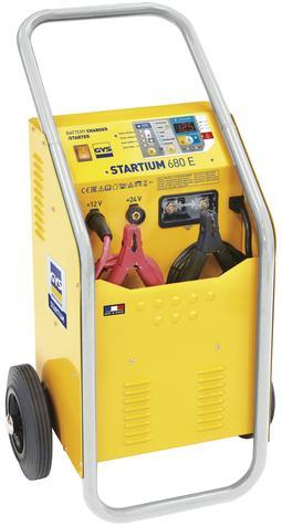 GYS Startium 680E, batterilader