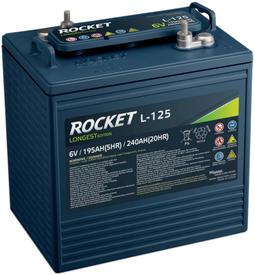 Rocket 6V L-125