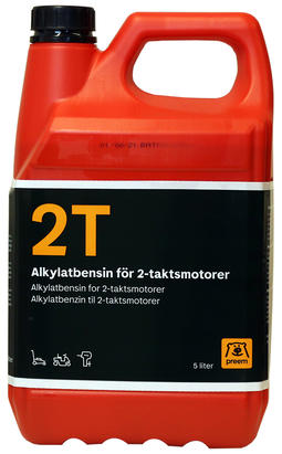 Alkylatbensin 2-takt, 5L