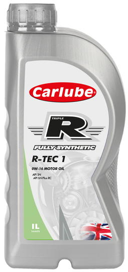 Carlube 0w16, R-TEC1, 1L