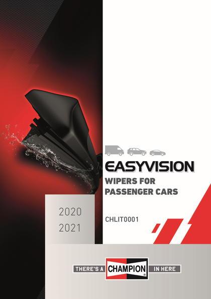 Champion Easyvision 2020-2021