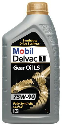 Mobil Delvac 1 LS, 75W90, 1L