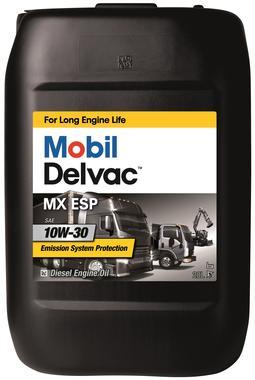 Mobil Delvac MX ESP 10w30, 20L