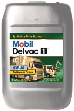 Mobil Delvac 1 LE 5W-30, 20L