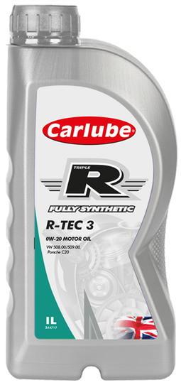 Carlube 0w20, R-TEC3, 1L